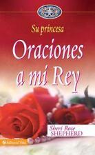 Oraciones a mi Rey (Su Princesa Serie) (Spanish Edition)-ExLibrary