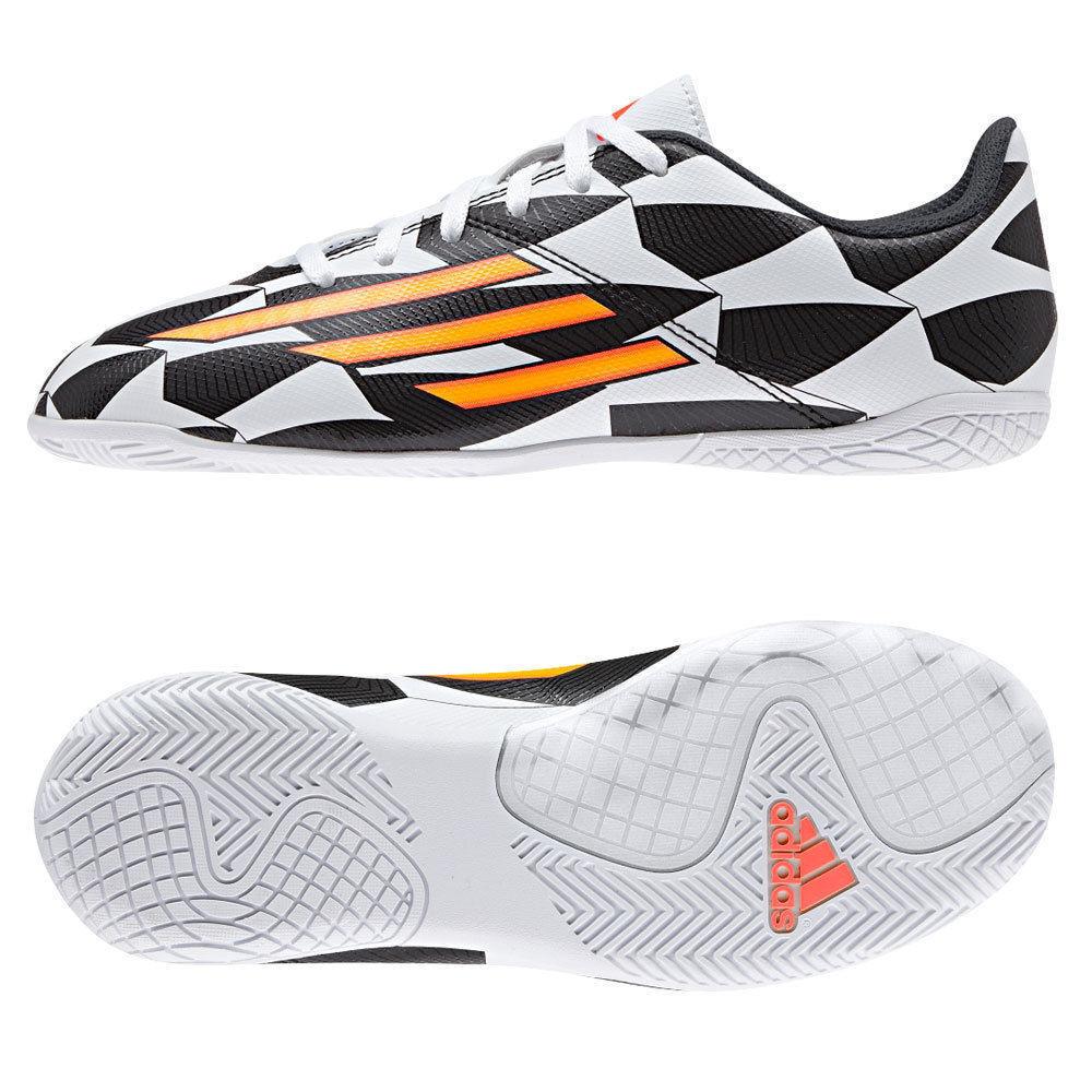 Adidas F5 en en en World Bonnet Garçons Enfants Lacet D'Intérieur Baskets 1da29c