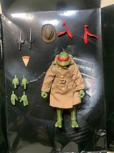 NECA Teenage Mutant Ninja Turtles Walmart Raphael in disguise 1990 tortues ninja 2-Pack No Casey Jones