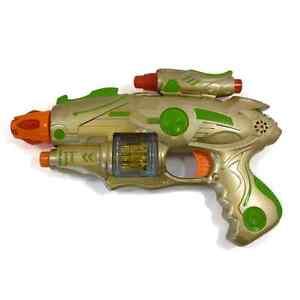 Toy-Gold-Ray-Gun-Space-Blaster-Kids-Fancy-Dress-Star-Trek-Play-Toy-Accessory