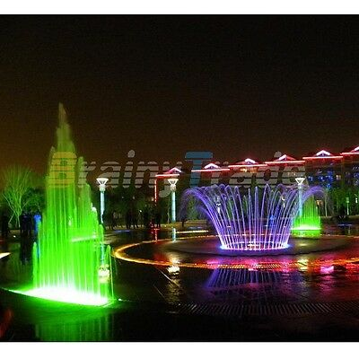 25W 200MA Multi Colors LED Lights for Underwater Fountain Fish Pond Water Garden