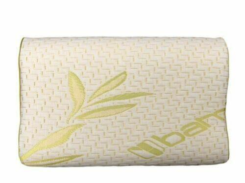 Luxury Natural Bamboo Memory Foam Cot Todler Bed Mattress With Removeable Cover