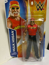 WWE HULK HOGAN WRESTLING FIGURE SIGNATURE SERIES 2015 HULKAMANIA FLASHBACK NEW!