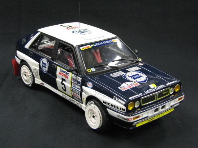 Sun Star Lancia Delta Integrale 1989 1 18 Saby   Grataloup Corse (MCC)