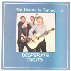 Details about Desperate Digits, Six Hands In Tempo Vinyl Record *USED*