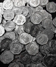 10 PAISA OF 50 COINS LOT IN FINE CONDITION - INDIA