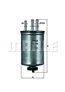 MAHLE Fuel Filter For FORD SSANGYONG JAGUAR HYUNDAI KIA TATA Focus Actyon 31940