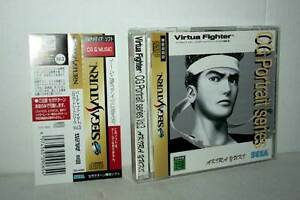 CG-PORTRAIT-SERIES-VOL-3-VIRTUA-FIGHTER-USATO-SEGA-SATURN-JAPAN-NTSC-J-VBC-37990