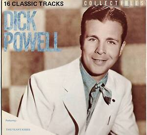 DICK-POWELL-COLLECTIBLES-16-CLASSIC-TRACKS-1982-UK-MONO-LP-MCA-MCL-1691