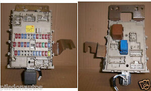 nissan almera 00-06/tino 00-05 internal fusebox/fuse box ... nissan almera fuse box #10
