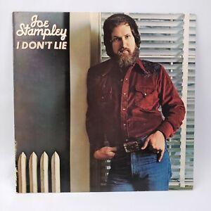 JOE-STAMPLEY-I-DON-039-T-LIE-LP-EX-Epic-KE36016-1979-NM