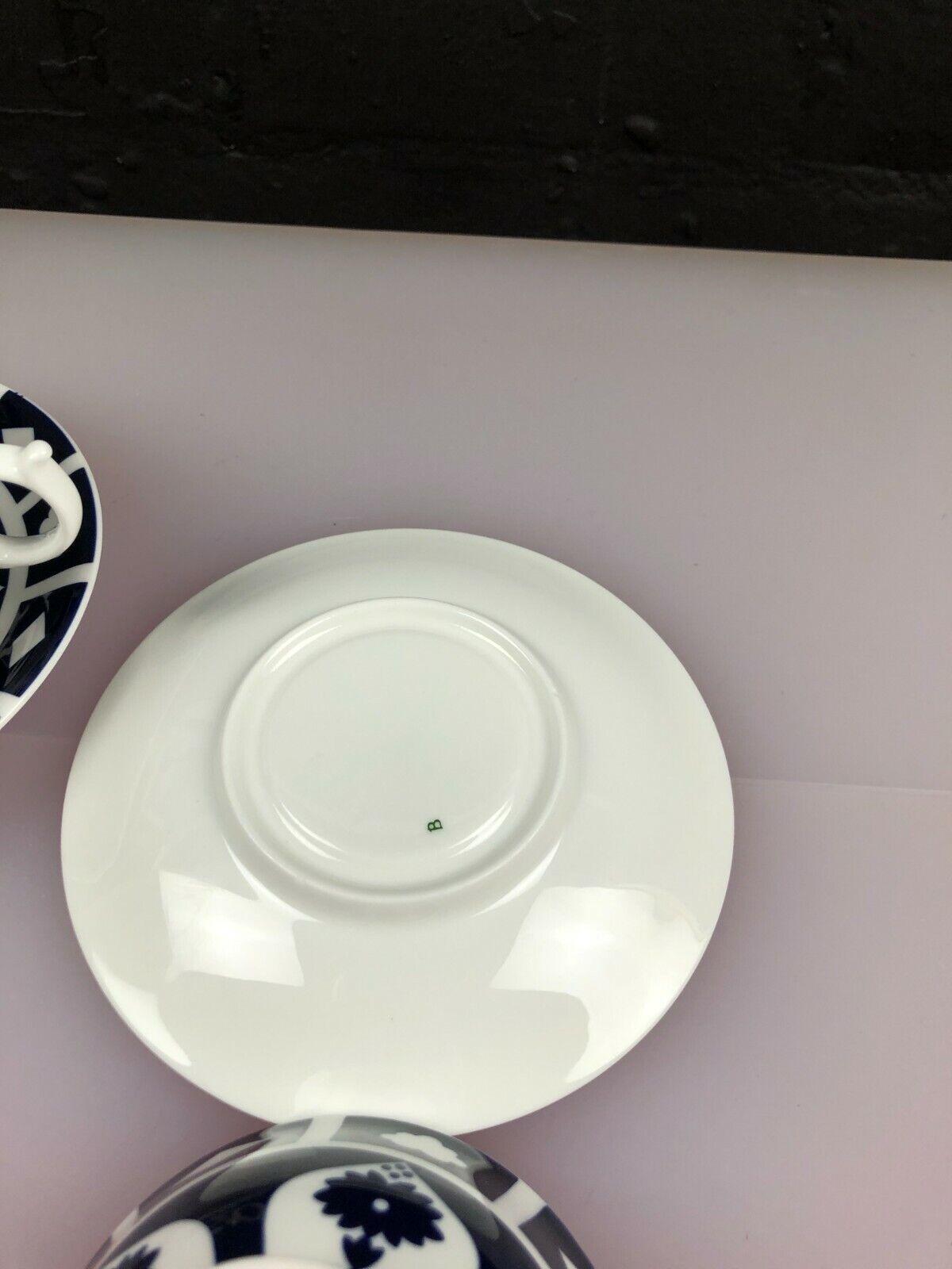 Image 5 - 2 x Royal Crown Derby Unfinished Imari 1128 Elizabeth Tea Cups & Saucers 5 Sets