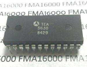 TEA5630 - DECODEUR SECAM TV DIP24  ORIGINAL  SGS-THOMSON  SESCOSEM