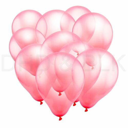 Globo de cumpleaños de fiesta bodas de látex de perlas coloridas de 100 piezas