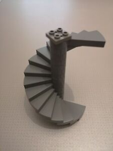 LEGO Parts  Purple Stairs Spiral 8 Step Staircase Harry Potter friends