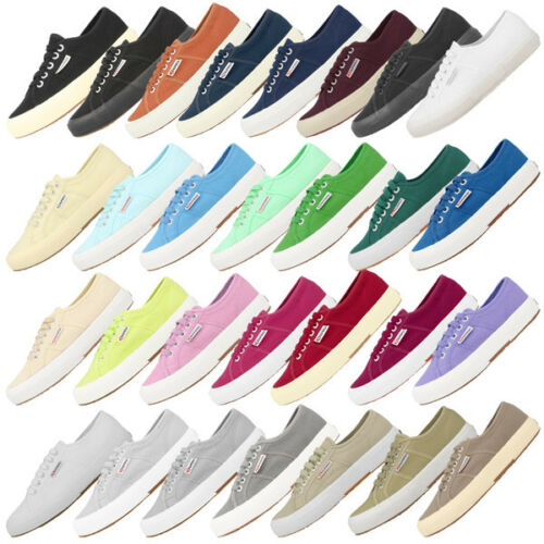 Cotu 2750 Schuhe Unisex Superga Sneaker Classic Sport Freizeit Low Damen Herren d5wwaZqg