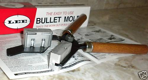 90330 Lee 2 Cavity Bullet Mold 41 Rem Magnum .410 Diameter 410-195-SWC 90330 New
