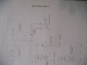 [ZTBE_9966]  Artic Cat 1977 1978 Lynx T Wiring Diagram | eBay | Arctic Cat Lynx Wiring Diagram |  | eBay