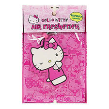 Sanrio Hello Kitty Paper Car Air Freshener : Pineapple