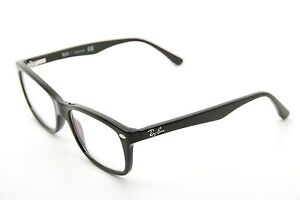 0eb5ccf814 New Authentic Ray Ban RB 5228 2000 Black Silver 50mm Frames ...