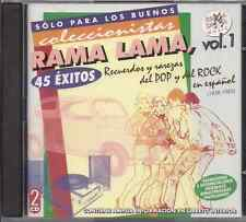 balada 70s 80s 2CDs+BOOKLET ramalama LOS GRITOS patxi andion BASILIO francisco