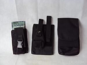 CS Spray Small Footprint Ex Police Vest Pouch C4 Box 1 ISPL Pocket Cuffs