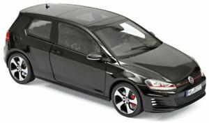 VW Volkswagen Golf GTI - 2013 - black - Norev 1:18