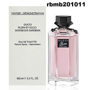 9801696b7 Gucci Flora Gorgeous Gardenia Women 3.3 3.4 oz 100 ml Eau De ...