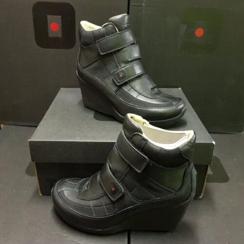 donna Us 5 Strap 7 5 Compensé Uk Shoes € Cuir da Peary Rrp 39 8 Tsubo 179 Eu Stivali pq7ZxB8cI