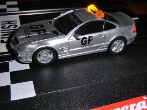 Go 1:43 Safety car Pace car  Mercedes AMG SL 63  mit Dach Blinklicht NEU