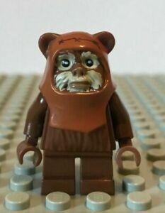 Lego-Star-Wars-FIGURINE-Wicket-Ewok-NOUVEAU-sw0513