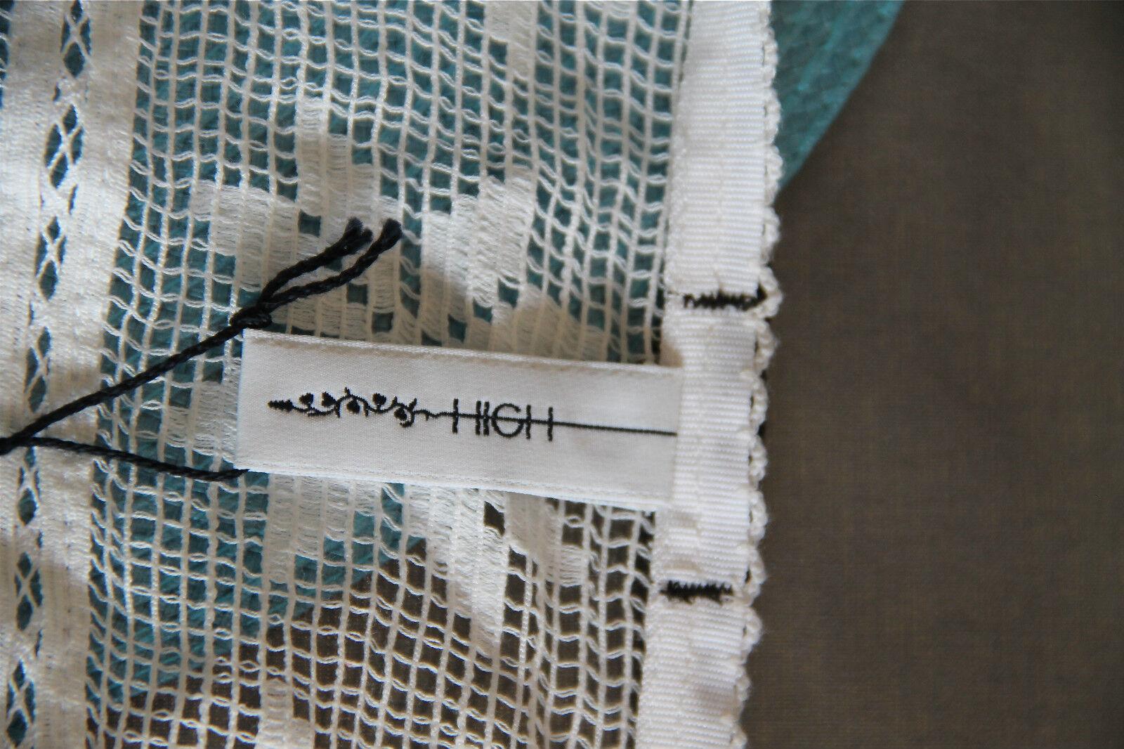Dress robe tunique soie dentelles HIGH USE size size size 40  NEUVE ÉTIQUETTE val. e665ca