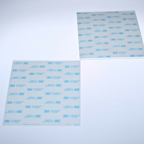 3M VHB™ 200mm x 100mm White Acrylic Foam Double Sided Attachment Multi-sizes