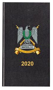 Royal-Scots-Dragoon-Guards-RSDG-2020-Diary-pocket