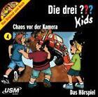 Chaos vor der Kamera, 1 Audio-CD von Ulf Blanck (2007)