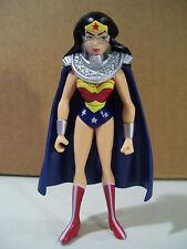 NWOB DC SUPER HEROES JUSTICE LEAGUE WONDER WOMAN ACTION FIGURE 2005 JLU