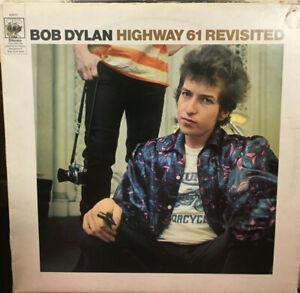 BOB-DYLAN-HIGHWAY-61-REVISITED-12-034-VINYL-LP-ALBUM-CBS-62572-ORANGE-LABEL