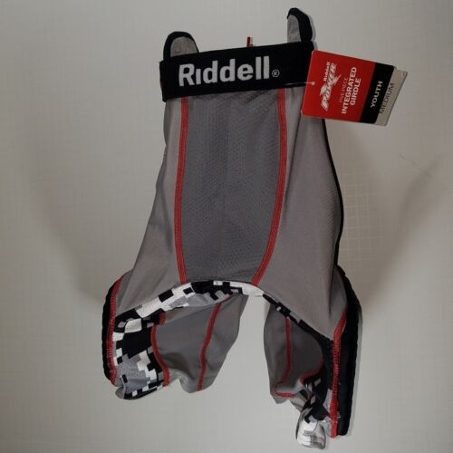 $50 Riddell Youth Power Recon 5-Piece Padded Football Girdle NWT FREE Shipping