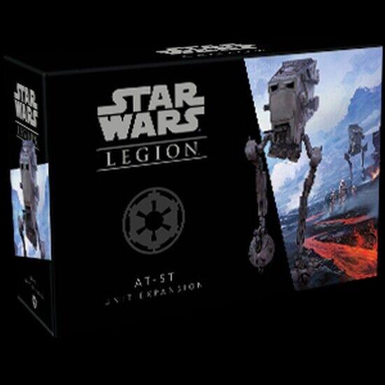 1 X Star Wars  Legion  At-St Einheit Erweiterung Neu Ovp Produkt - Star Wars