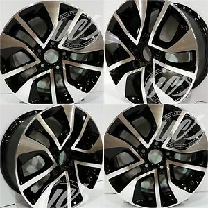 Image Is Loading New 16 034 Alloy Wheels Rims For 2003