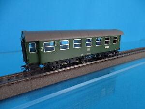 Marklin-4318-DB-Passenger-Coach-Type-Umbau-Green-2-kl-86-793-NEW-OVP