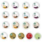 Starbucks Coffee & Tea K-CUPS, Pick Yr Own Flavors & Count, 4-24 Sampler, Keurig