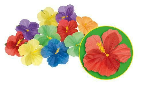 Alles für die Mottoparty STRAND BEACH PARTY Hawaii Geburtstag Sommer
