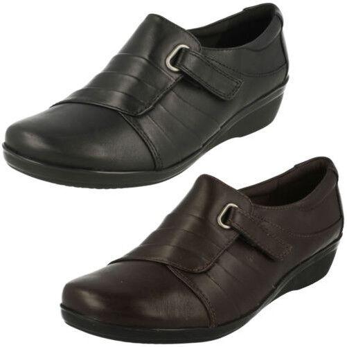 Damen Clarks everlay Luna Smart Smart Luna Schuhe 38df8f