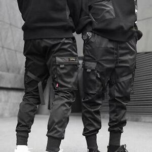 Men-Cargo-Pants-Joggers-Harajuku-Sweatpant-Hip-Hop-Outdoor-Trousers