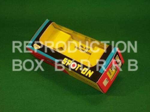 Reproduction Box by DRRB Spot-On #307 Volkswagen