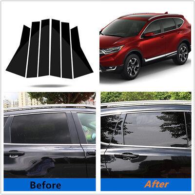 Fit for Honda CR-V 07-11 Door Window Visor Rain Guard Waterproof Strong Sticker