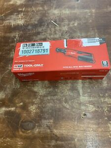Milwaukee-2456-20-M12-1-4-034-Cordless-Ratchet-Tool-Only-NEW