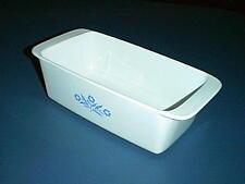 CORNING WARE 2 Qt Bread / Cake / Meat Loaf Baking Pan Dish P-315 CORNFLOWER BLUE