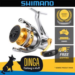 Shimano-Sedona-SE4000XGFI-Spinning-Fishing-Reel-New-2017
